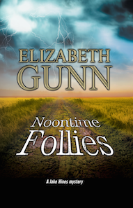 Noontime Follies cover by Elizabeth Gunn