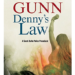 Denny's Law: Cover Reveal and Title for New Sarah Burke Mystery Novel